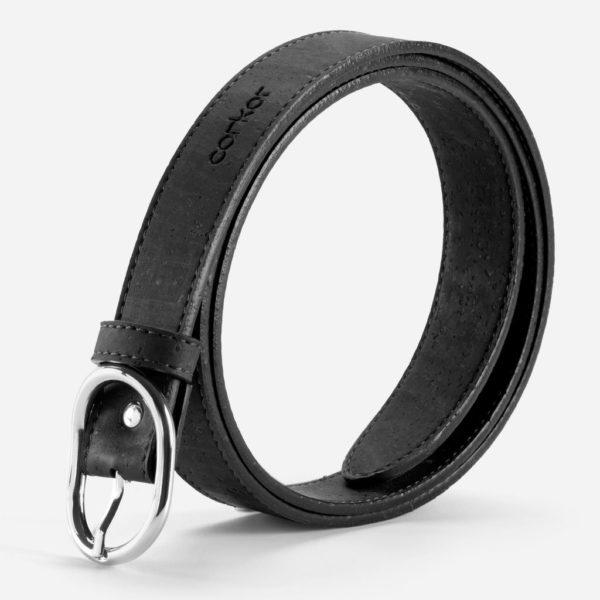 Gürtel 25 mm (schwarz)