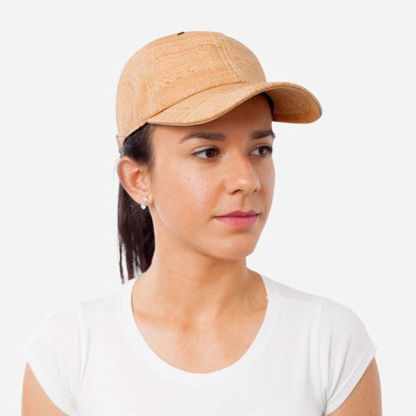 Baseball Cap (natur)