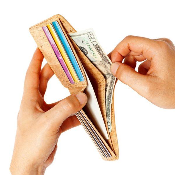 Geldbörse Basic (natur)