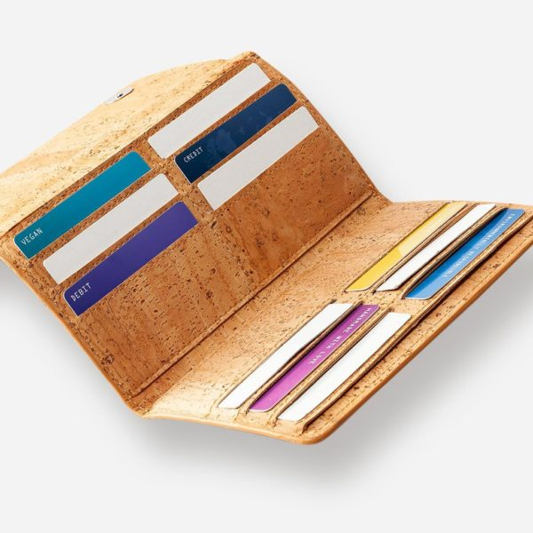 Geldbörse Slim 2 (natur)