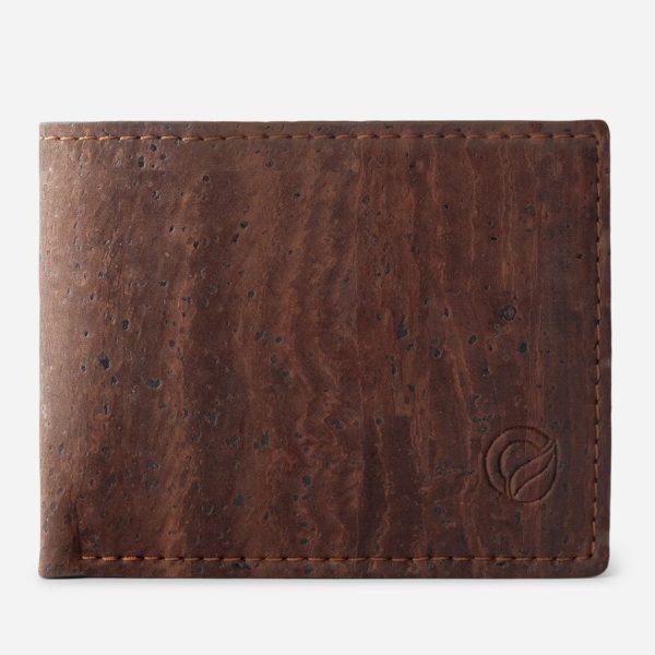 Geldbörse Slim Basic (braun)