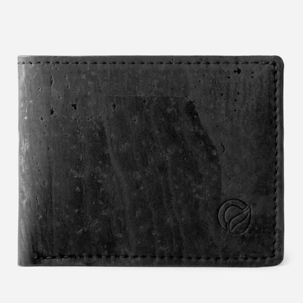 Geldbörse Slim Basic (schwarz)