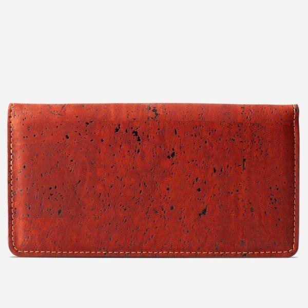 Geldbörse Slim (rot)