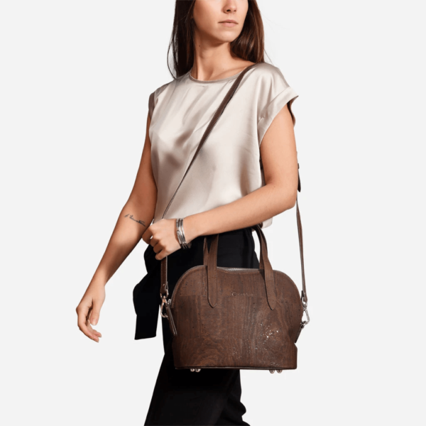 Handtasche (braun)