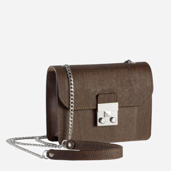 Handtasche mini (braun)