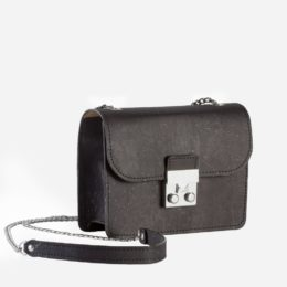 Handtasche mini (schwarz)
