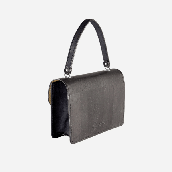 Handtasche mini schwarz
