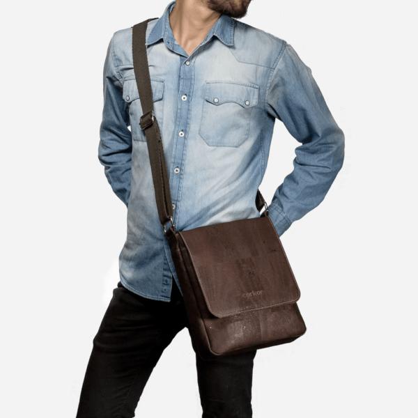 Messenger Bag Medium (braun)