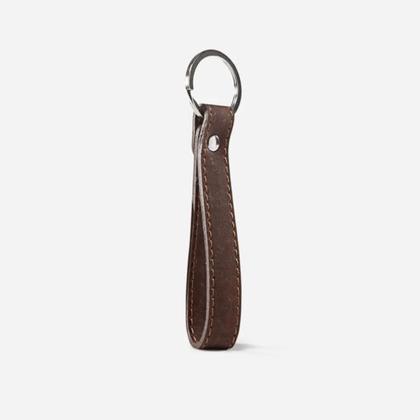 Schlüsselanhänger lang (braun)