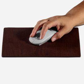 Mousepad (braun)